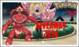 Pokemon X & Y Giveaway: Red Genesect Minecraft Blog