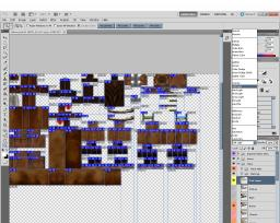 Photoshop files and hints for Texture pack creators Minecraft