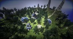"Survival Games ""Roman"" Map Minecraft"