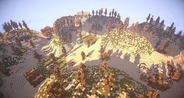 Survival Games Quot Wild West Quot Map Minecraft Project