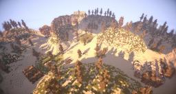 """Survival Games """"Wild West"""" Map Minecraft"""