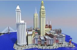City of Inchmuir Minecraft