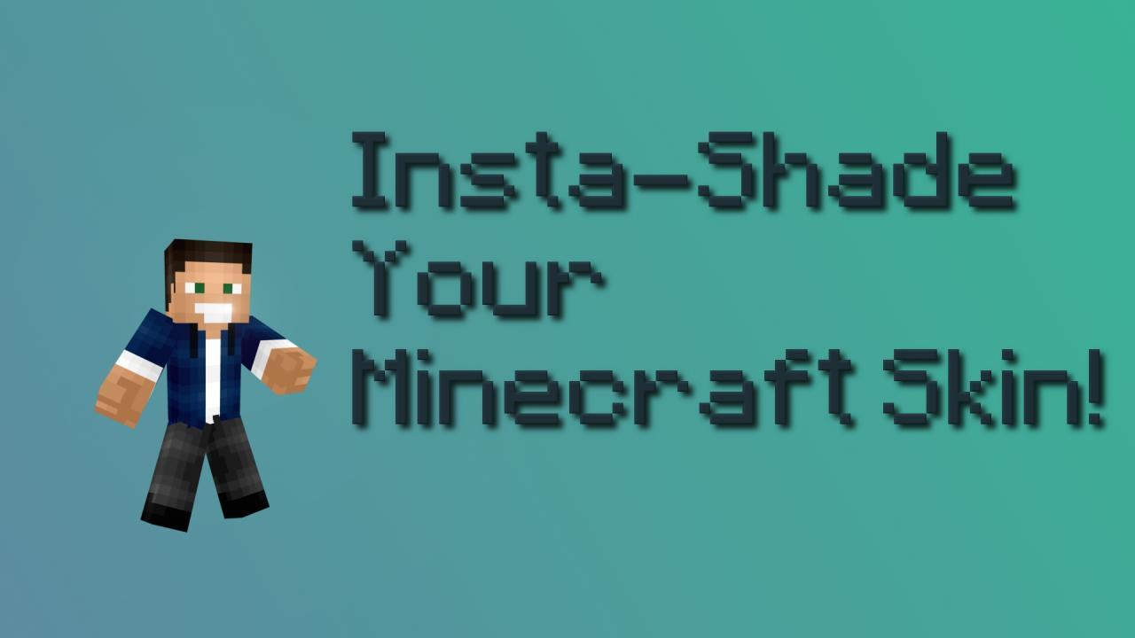 minecraft shade template - minecraft skins 64x32 cake ideas and designs