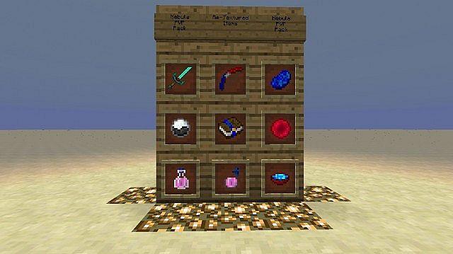 Nebula PVP Pack Minecraft Texture Pack