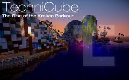 The Rise of the Kraken Parkour Minecraft Map & Project