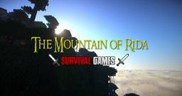 The Mountain of Rida Custom Terrain Minecraft Map & Project