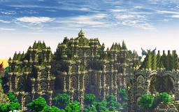 Gal'Haris - The spawn Palace ! - [Cinematic / Download] Minecraft Project