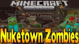 Minecraft Nuketown Zombies Minecraft Project