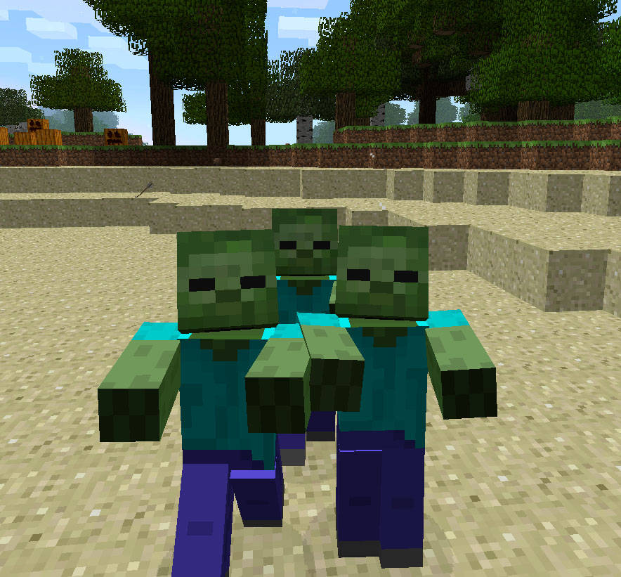 zombie sMinecraft Pictures Of Zombies Face