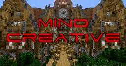 ~MINDCREATIVE SERVER~ ★ FREE-BUILD ★ 24/7 ★ PLOTME ★ PROTECTED BUILDS ★ WORLDEDIT ★ COMMUNITY-BASED ★ BUILDING RANKS ★ JOIN TODAY!