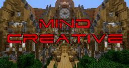 ~MINDCREATIVE SERVER~ ★ FREE-BUILD ★ 24/7 ★ PLOTME ★ PROTECTED BUILDS ★ WORLDEDIT ★ COMMUNITY-BASED ★ BUILDING RANKS ★ JOIN TODAY! Minecraft Server