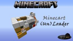 Minecraft: Minecart (Un)Loader Minecraft Project