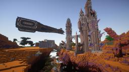 WoolCity -  NEW SPAWN! (Created by WCBT) Minecraft Map & Project