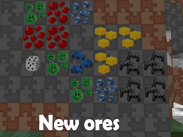 ores5607 [1.9.4/1.8.9] [32x] Toyland Texture Pack Download