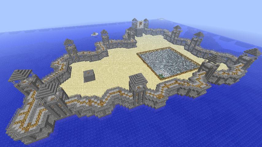 The Sims Prison Escape Edition Minecraft Project