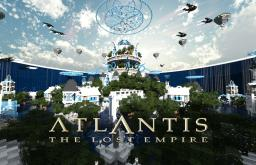 ATLANTIS The Lost Empire - Celebrating 750 subs! - SG Adaptable! w/ [DOWNLOAD] - Ninaman Minecraft Project