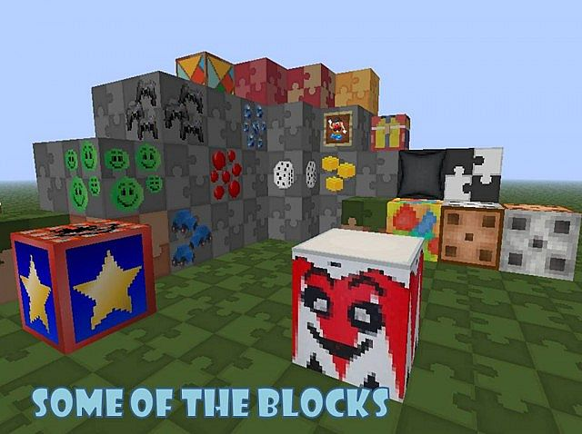 someblocks [1.9.4/1.8.9] [32x] Toyland Texture Pack Download