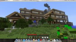 manshion Minecraft Map & Project