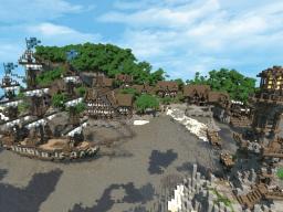 Port Suzandir Minecraft Project