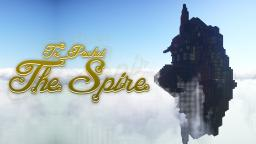The Spire -=Steampunk Airship=- [Pop Reel] Minecraft Map & Project