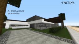 Pietra - A modern build Minecraft Map & Project