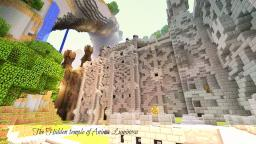 The Hidden temple of Anima Luminosa by Deezer3 (SpliffKidz)