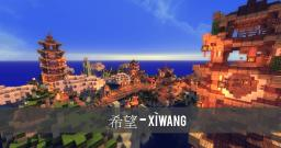 Xíwáng - Chinese Build | Creative Node | Minecraft Map & Project
