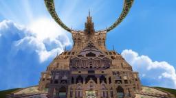 Westhaven - Elven Castle Minecraft