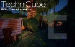 PVP - Tree of Warriors Minecraft Project
