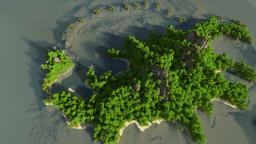 Paradise Minecraft Map & Project