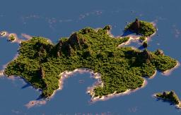 Call of tropic Minecraft Map & Project