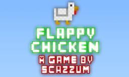 FlappyChicken - A FlappyBird Recreation! (An actual Game!) Minecraft