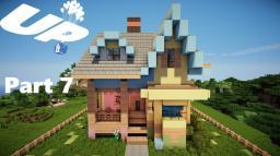Minecraft: Lets Build Disney Pixar Up House Part 7 Minecraft Map & Project