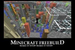 Want a Freebuild Server Rank? No Problem! Minecraft Blog