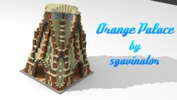 Orange Palace by 5gavinator (Server Spawn) Minecraft Map & Project