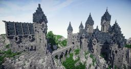 Epic Gothic Castle + [ Download ] Minecraft