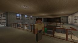 School Survival (Zombie apocalypse) Minecraft Map & Project