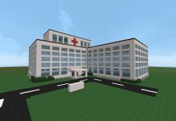 American Dad Hospital Minecraft Map & Project