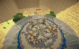 Kitpvp Spawn Minecraft Map & Project