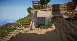 Concrete Minecraft Map & Project