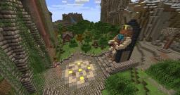 GeoCraft Medieval World Project Minecraft Map & Project