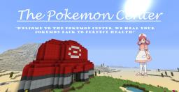 [1.6.4] NEW & IMPROVED! Pixelmon Compatible Pokemon Center [Survival] Minecraft Map & Project