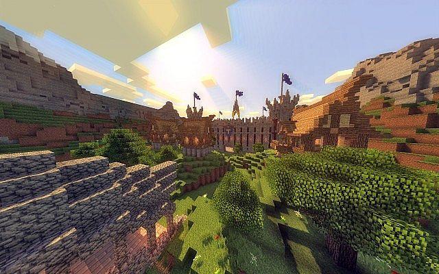 Kingdom CTF map by RoyalXVI