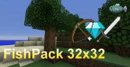 FishPack 32x32 -  [1.7.10] Minecraft Texture Pack