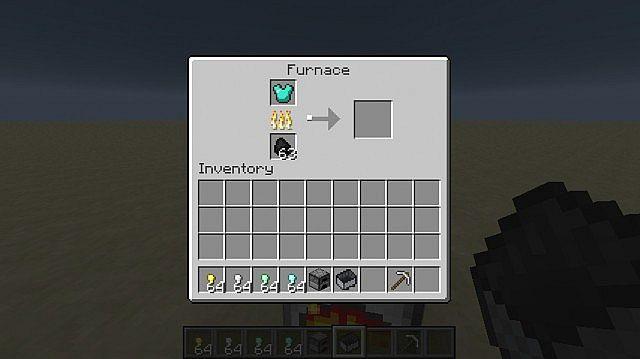 Smelting Diamond Armor pt1