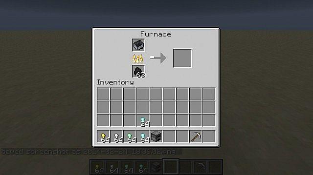 Smelting Minecart pt1