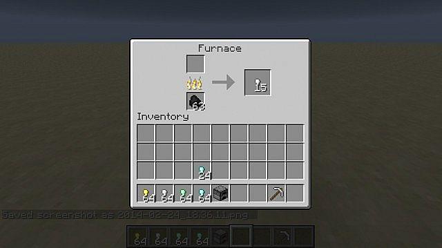 Smelting Minecart pt2