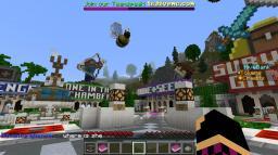 HiveMC Review Minecraft Blog Post