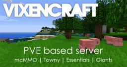[1.7.9] VixenCraft | Survival Server! | Minecraft Server