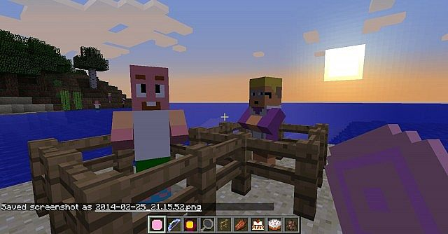 Villagers Greg and Peedees Brother